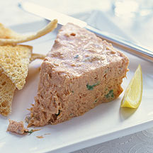 salmonmousse