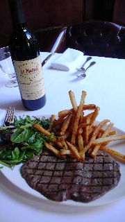 Le Marais Steak 2