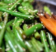 greenbeans-sesamesauce
