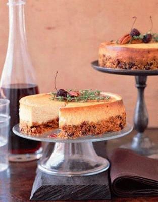 savory-pesto-cheesecake