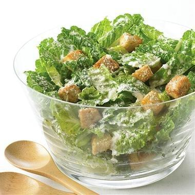 Caesar Salad | Gourmet Kosher Cooking