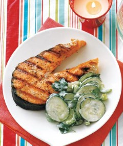 grilled-salmon-cucumber-salad
