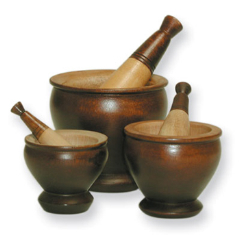 mortar-pestle