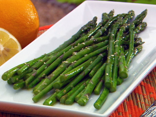 Asparagus-sesame-citrus