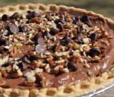 Chocolate Turtle Pie