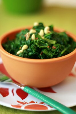 greek-spinach