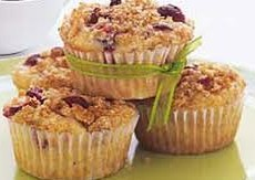 oat-cranberry-muffin