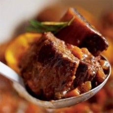 Kosher Recipe: Spicy Short Ribs with Ginger and Soy