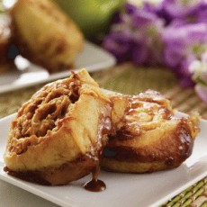 Kosher recipe: Apple Buns