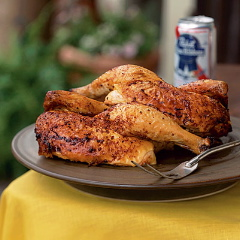 Kosher Beer Roasted Chicken Recipe