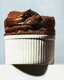 kosher chocolate souffle