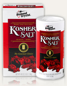 Why We Love Kosher Salt Gourmet Kosher Cooking