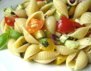 Kosher Recipe: Pasta Salad