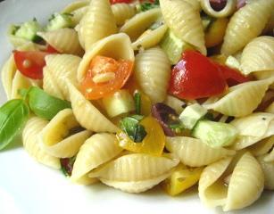Kosher Recipe: Pasta Salad