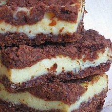 Kosher Recipe Chocolate Streusel Bar
