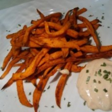 Kosher Recipe: Sweet Potato Fries