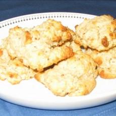 kosher recipes: pecan cream cheese cookies