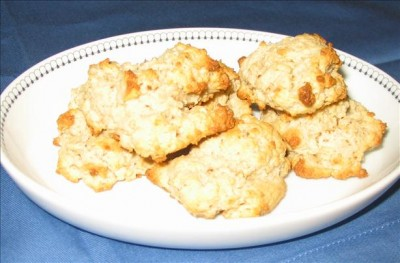 kosher recipes: pecan cream cheese cookies