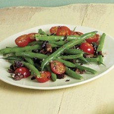 green-beans-tomatoes