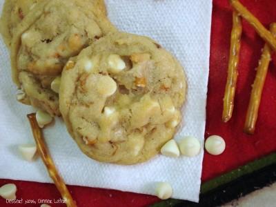 Pretzelcookies