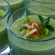 Cucumber-Gazpacho