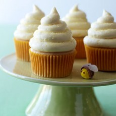 Lemon-Honey-Cupcakes