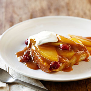 caramel-pear-pudding