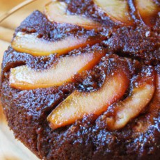 pear-skillet-cake