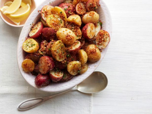 Lemon-Parmesan-Roasted-Potatoes