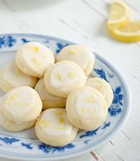 lemony-buttercookies
