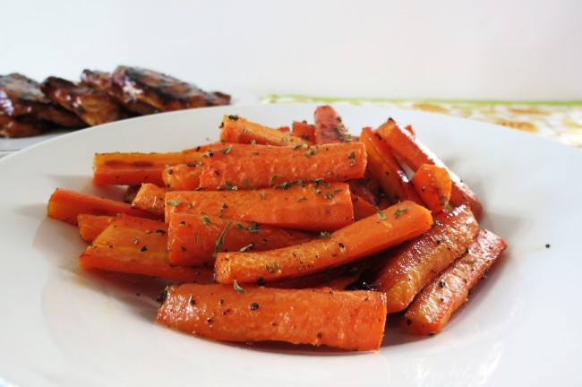 honey-glazed-carrots