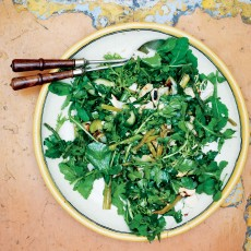 grilled-green-salad