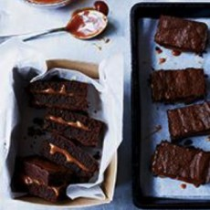 salted-caramel-brownie