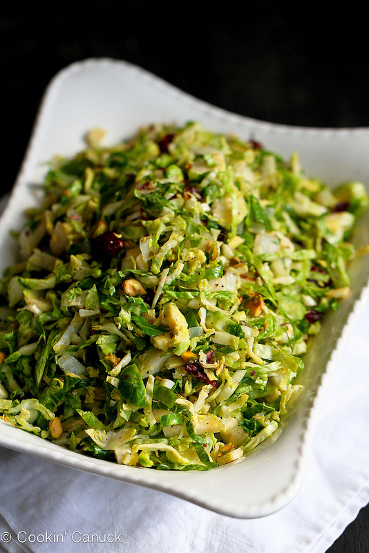 shredded-brussel-sprout